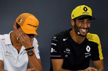 "Ricciardo will mit Neu-Teamkollege Norris keine ""Comedy-Show"" abliefern"