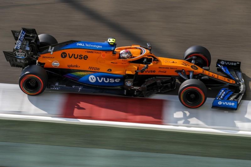 """Wegen Motorenwechsel: McLaren hat """"im Grunde ein neues Auto gebaut"""""""
