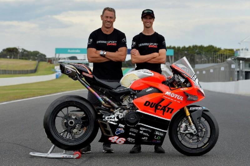 Troy Bayliss holt ehemaliges Valentino-Rossi-Crewmitglied in sein Team