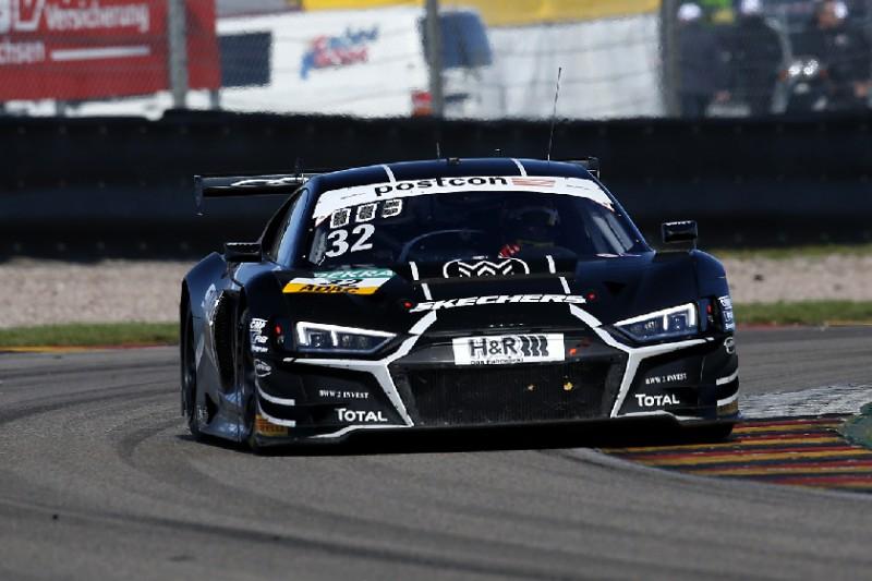 WRT auch 2021 mit zwei Audi im GT-Masters am Start