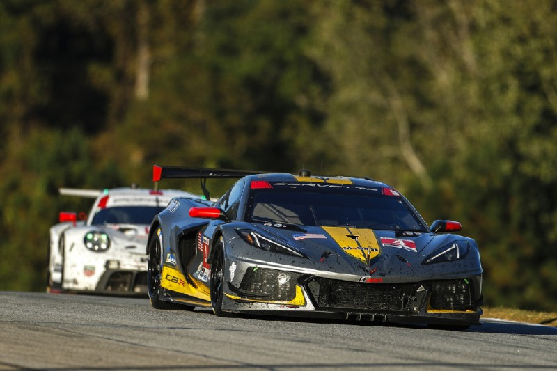 Corvette C8.R vs. Porsche 911 RSR: Nick Tandy zieht den Vergleich