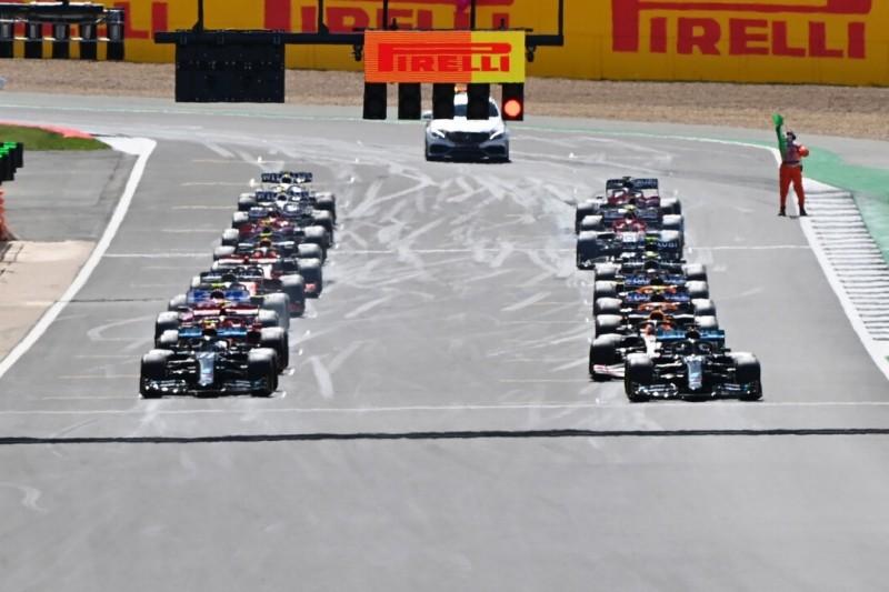 Formel-1-Antrieb der Zukunft: Nein zu Wasserstoff, aber ...