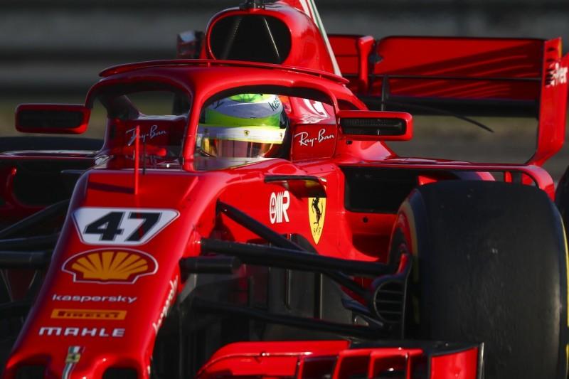 """Nach Ferrari-Test, vor Formel-1-Debüt: Mick Schumacher fühlt sich """"sehr bereit"""""""