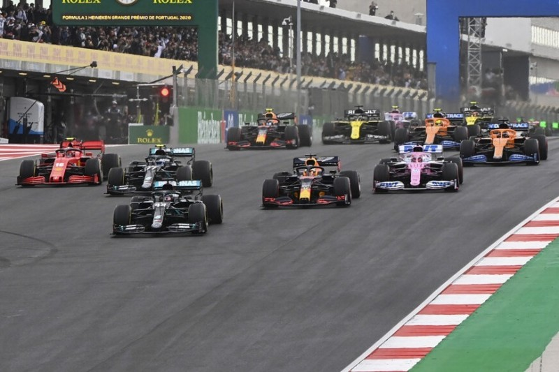 Formel 1 2021 Rennen