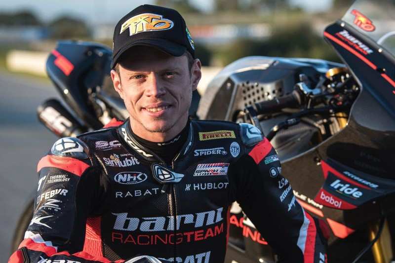 Barni-Ducati: Wenn Tito Rabat abliefert, bekommt er das bestmögliche Material