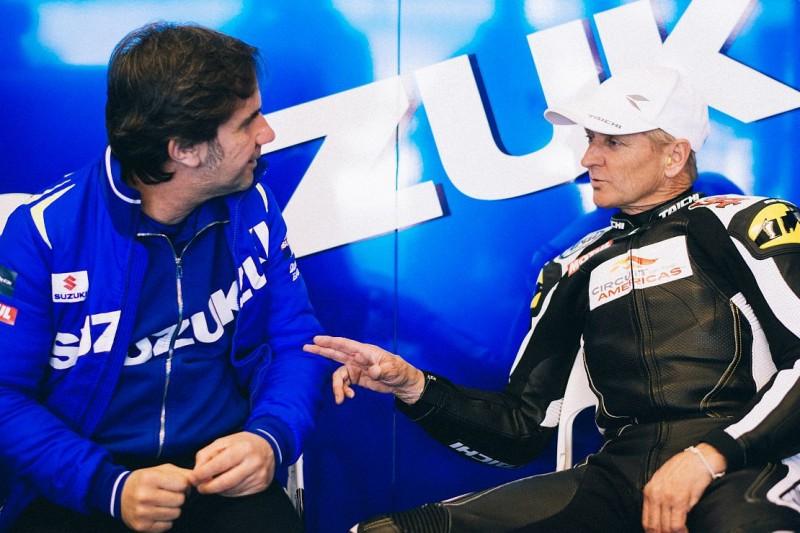 Suzuki ohne Teammanager: GP-Legende Kevin Schwantz bietet Hilfe an