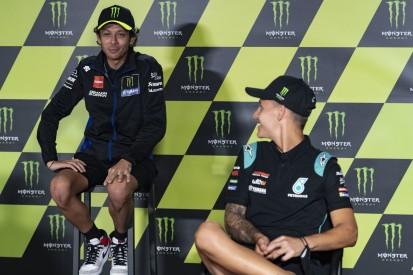 Quartararo: Wegen Rossi auf der Yamaha 2004 bin ich Rennfahrer geworden