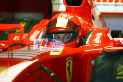 Formel 1 statt MotoGP: Ferrari hatte schon einen Plan für Valentino Rossi