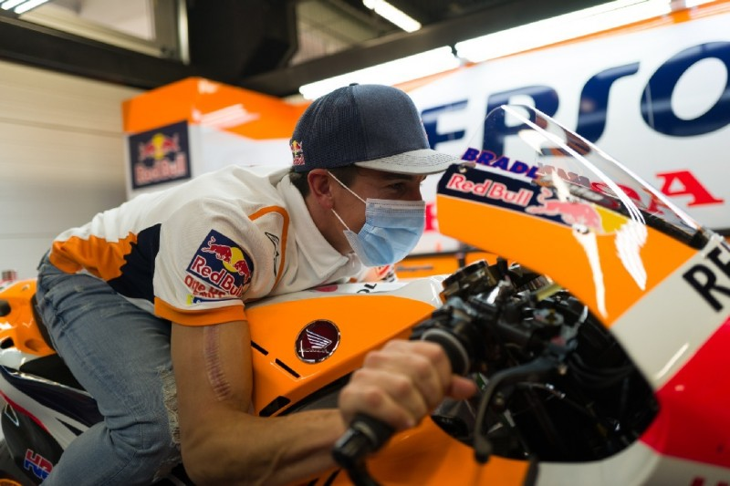 "Marquez-Crew-Chief: Honda RC213V kein Motorrad ""nur für Marc"""