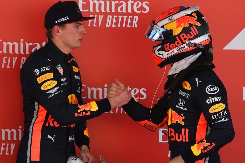 Max Verstappen: Pierre Gasly war bei Red Bull zu ungeduldig