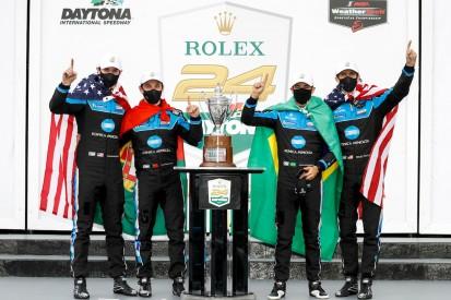 "WTRs Daytona-Schlussfahrer Filipe Albuquerque: ""Eine grandiose Show"""