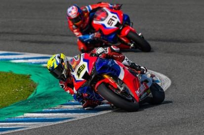 Honda opfert Testtag: Bautista und Haslam mit neuen HRC-Teilen unterwegs