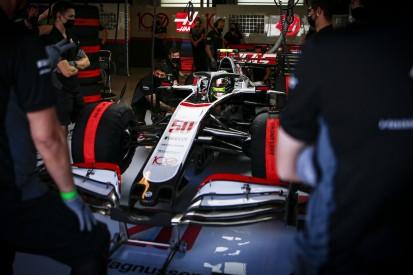 Corona-Nachteil: Haas kann neuen Ferrari-Motor (noch) nicht anlassen