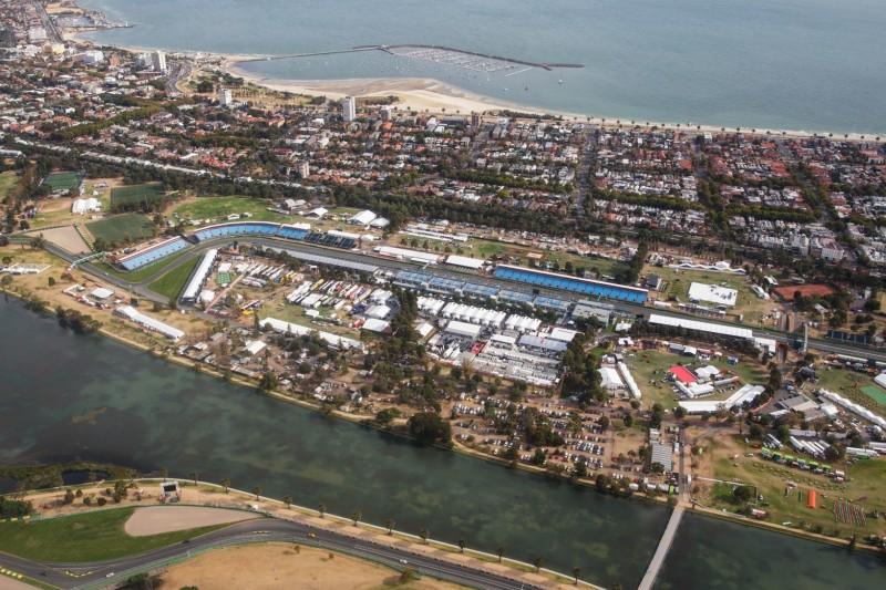 Neuer Asphalt, angepasstes Layout: F1-Strecke in Melbourne erhält Update