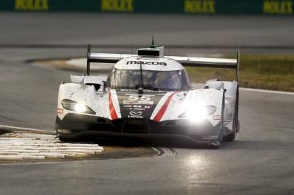 Heckflügel gebrochen! Mazda hätte 24h Daytona 2021 gewinnen können