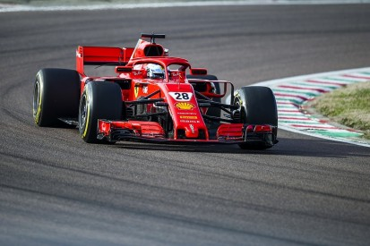 Alesi and Armstrong make Ferrari F1 test debuts at Fiorano in 2018 car