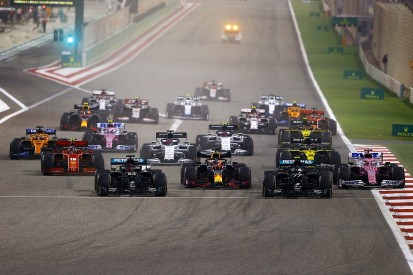 De Niro and Boyega to star in Netflix F1 film The Formula