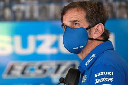 Suzuki MotoGP approach for Rossi via Facebook led to Brivio joining