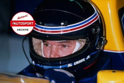 From the archive: When Little Al showed his F1 credentials