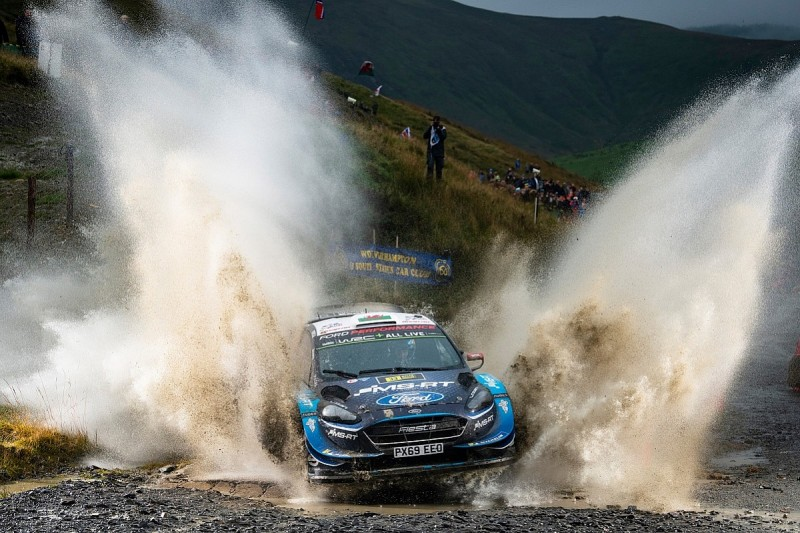 Evans: Motorsport UK has real fight to get WRC Rally GB back