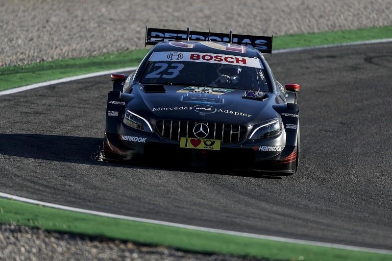 Mercedes evaluating DTM customer team support for GT3 era