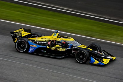Hinchcliffe: Andretti team will be fast from start of IndyCar season