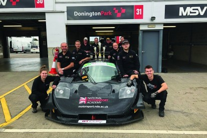 Promoted: M.A. Business of Motorsport launched by National Motorsport Academy