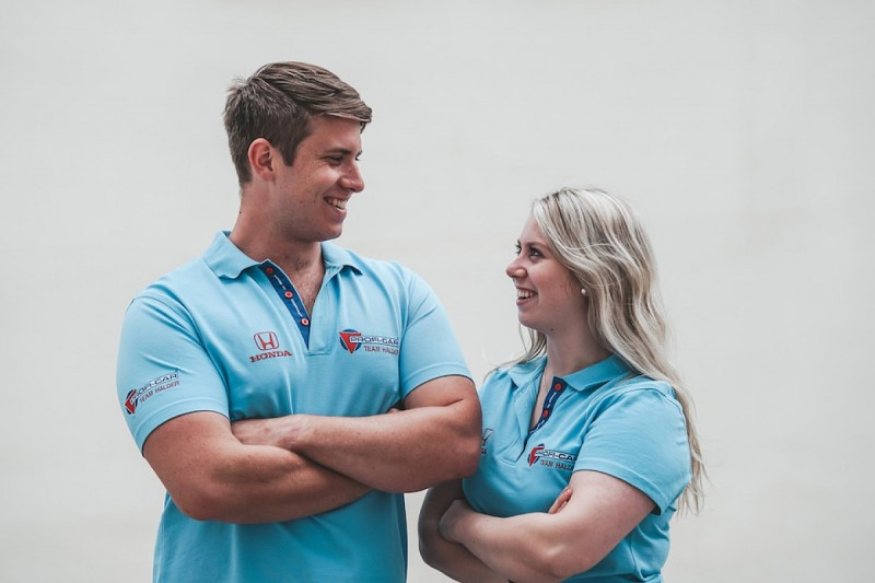 Brother and sister team sets sights on WTCR entry in 2021