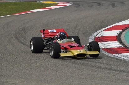 Damon Hill drives Graham's Monaco-winning Lotus in 1000th GP demo