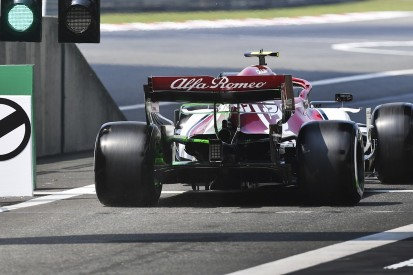 Chinese GP: Alfa installed Giovinazzi's engine incorrectly in FP1