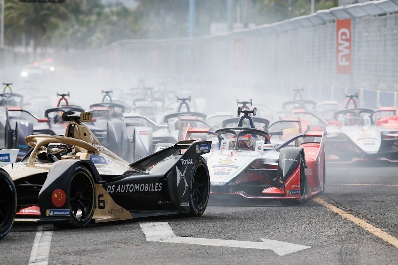 FIA to take stricter approach to contact in Formula E races