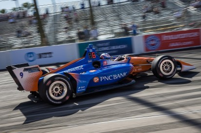 Long Beach IndyCar: Scott Dixon and Ryan Hunter-Reay top practice