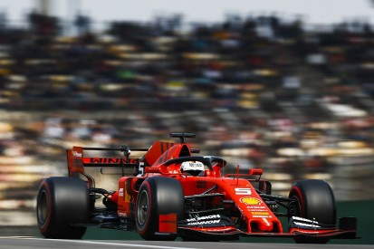 Vettel's deficit to Mercedes in Chinese GP qualifying was 'too big'