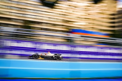 Rome Formula E: Jean-Eric Vergne leads messy practice sessions