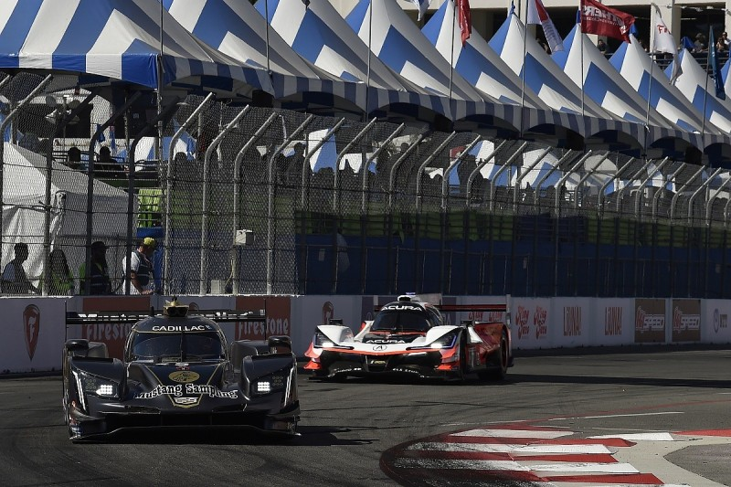 Long Beach IMSA: Action Express resists Acuras for win