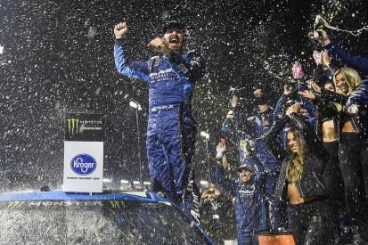Richmond NASCAR: Martin Truex Jr takes first win with Joe Gibbs