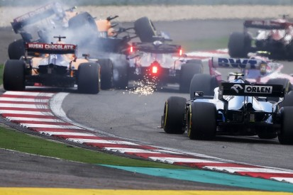 Kvyat claims F1 stewards agreed Chinese GP penalty was too harsh