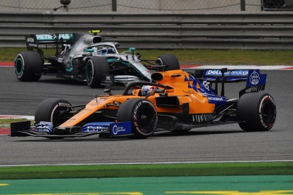Norris: McLaren's Chinese GP race pace best outside F1's top three