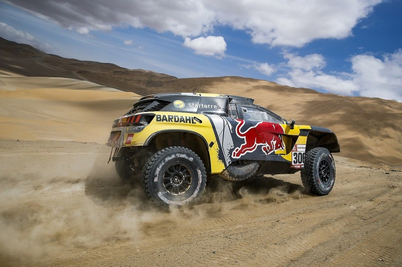 Dakar Rally switches to Saudi Arabia for 2020 in five-year deal