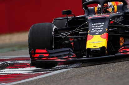 Red Bull: F1 Chinese GP proved chassis progress, top speed flaw