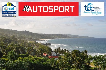 Promoted: Win a 12-night holiday to Sol Rally Barbados with Autosport