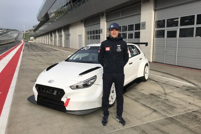 Ex-IndyCar Luca Filippi switches to TCR Europe after Formula E exit