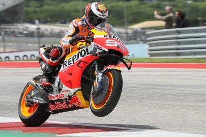 MotoGP Austin: Lorenzo had 'strange mistakes' before Honda failure