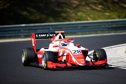 Hungaroring F3 test: Ferrari junior Shwartzman top as testing ends