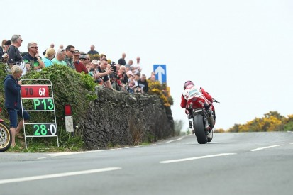 Isle of Man TT outlines changes after Mercer course car collision