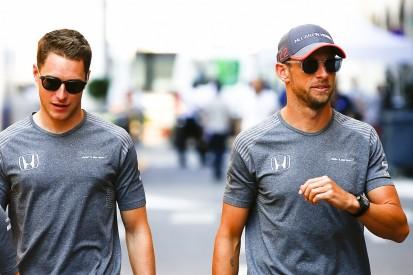 Vandoorne replaces ex-McLaren F1 team-mate Button at SMP for WEC