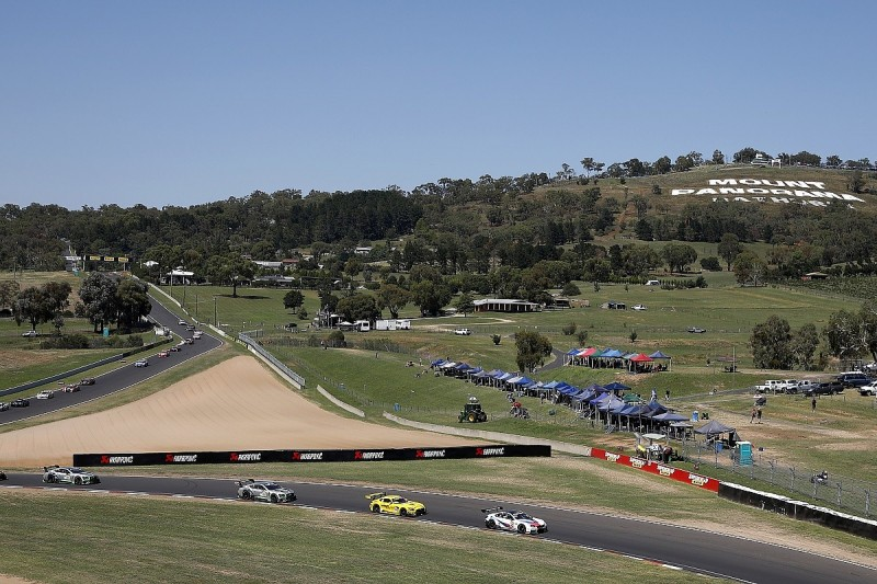 Supercars want Goodwood Festival of Speed-style Bathurst round