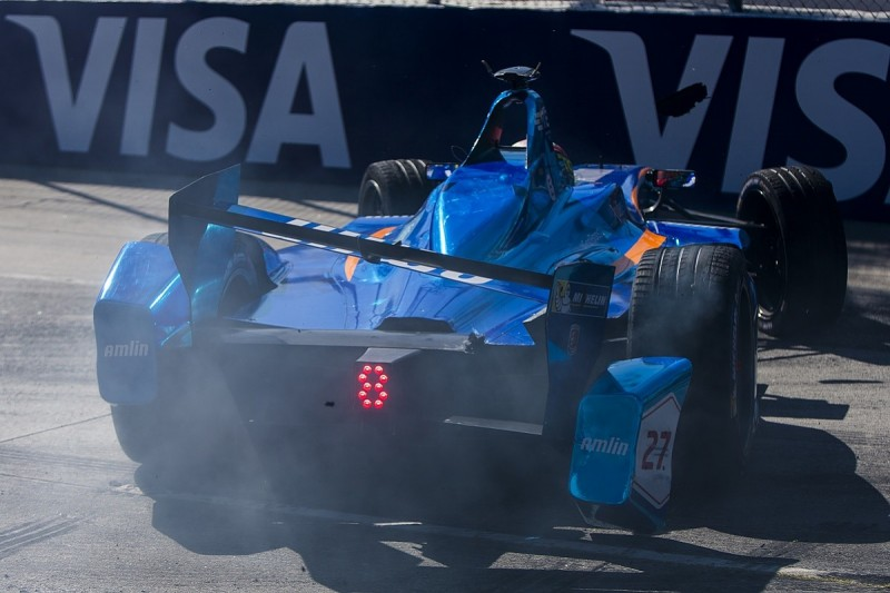 Why Gen2 Formula E car had to be made stronger during driver clashes