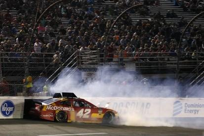 Larson, Chevrolet have full Ganassi support in tough NASCAR 2019 run