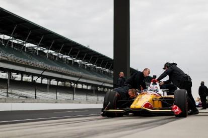 Indianapolis 500 test: Takuma Sato top as Fernando Alonso returns